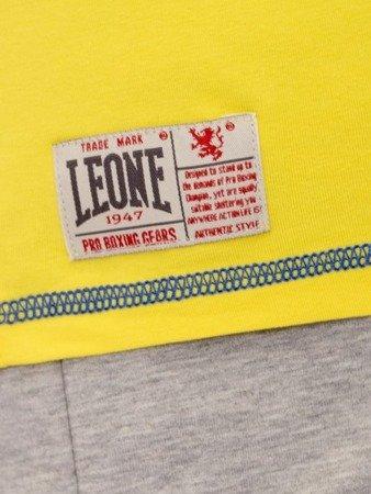 LEONE T-shirt żółty M [LSM1663]