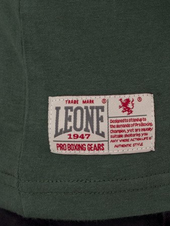 LEONE - TSHIRT [LSM1542_c.zieleń]