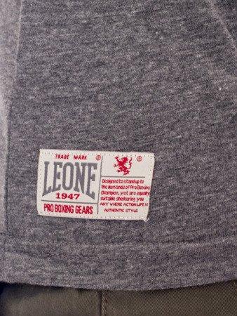 LEONE - TSHIRT [LSM1542_szary medium]