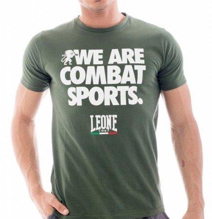 Leone - T-Shirt (zielony)