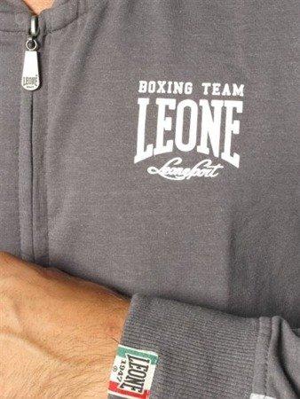 Leone - dres z kapturem grafit/szary