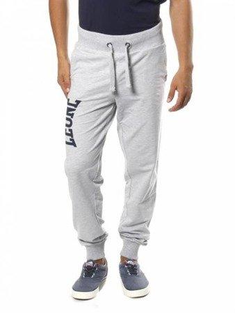 Leone - spodnie dresowe (szary)