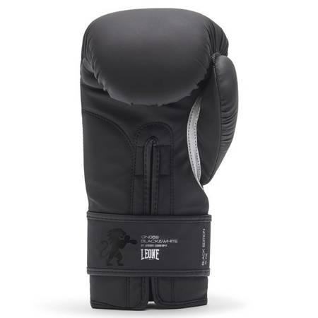 Rękawice bokserskie BLACK&WHITE marki Leone1947
