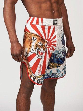 Szorty MMA model JAPAN TIGER marki Leone1947
